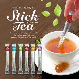 紅茶 送料無料 混ぜるだけで本格紅茶 スティックティー20袋入り|sawaicoffee
