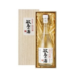 日本酒 ギフト 純米大吟醸 敏馬の浦(みぬめのうら)720ml|sawanotsuru-junmai