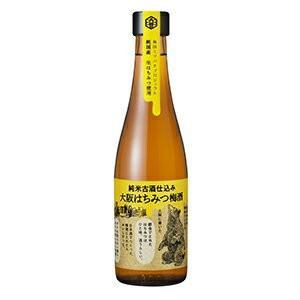 純米古酒仕込み 大阪はちみつ梅酒 300ml sawanotsuru-junmai