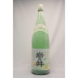 日本酒 岩の井 辛口純米酒 1800ml 千葉県 岩瀬酒造