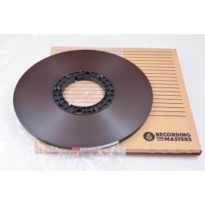 オープンリールテープ RECORDING THE MASTERS SM911 1/4インチ幅 Pancake