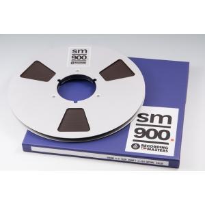 ハイ・バイアスのプロ用オープンリールテープ 音楽スタジオや放送局でのマスタリング・レコーディングに使...