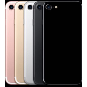 iphone7 アイフォン7 モックアップ 展示模型 logoなし マークなし