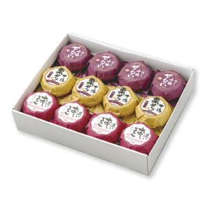 冬ギフトお届け期間は11月1日〜12月30日まで おしるこ・ぜんざい3種セット(12個入)(常温品配送) 北海道 十勝産小豆100%使用 お取り寄せ|sazae-shop