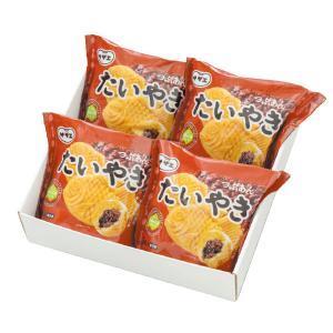 冬ギフトお届け期間は11月1日〜12月30日まで たいやきセット(つぶあん)(冷凍品配送) 北海道 十勝産小豆100%使用|sazae-shop