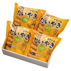 たいやきセット(クリーム)(冷凍品配送) sazae-shop