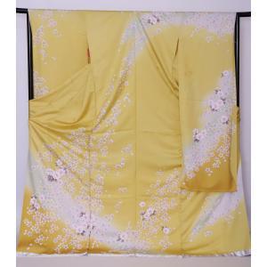 新品フルセット振袖 販売 正絹 振袖・帯フルセット 着物-FS-003- 身長 自由 あなたのサイズに [成人式・20歳の儀式] [送料無料]|sazanamijapan