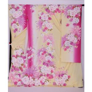 新品フルセット振袖 販売 正絹 振袖・帯フルセット 着物-FS-016- 身長 自由 あなたのサイズに [成人式・20歳の儀式] [送料無料]|sazanamijapan