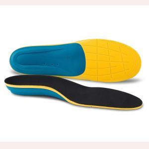 WELSONPRO インソール 扁平足アーチサポート 靴中敷き 扁平足の矯正 足の痛みを和らげる 人...