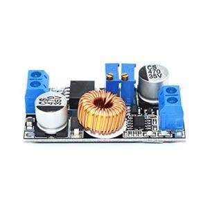zmart 5A DC〜DC CC CV リチウムバッテリ 降圧 充電ボード Led パワーコンバータ ステップダウン モジュール XL40|sazanamisp