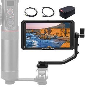 Feelworld カメラ用液晶モニター Master MA5 5インチIPS 超薄型 1920x1...