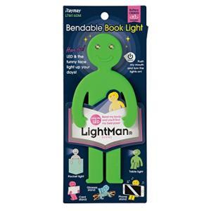 レイメイ藤井 LED ブックライト ライトマン グリーン LTM160M sazanamisp