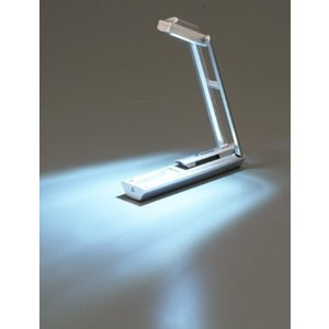 スターリング LEDブックライト シルバー 6440 sazanamisp
