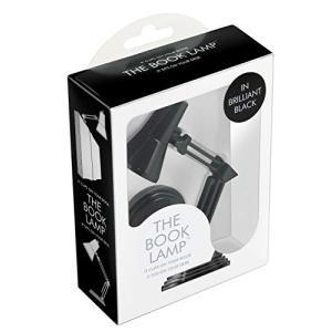 The Book Lamp - Brilliant Black sazanamisp