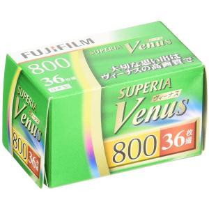 FUJIFILM カラーネガフイルム フジカラー SUPERIA Venus 800 36枚撮り 単...