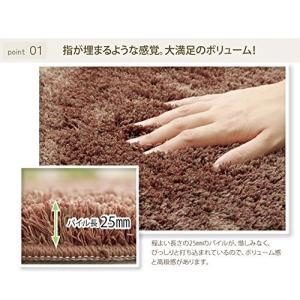 イケヒコ・コーポレーション チェアパッド ベージュ 約35cm丸