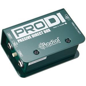 国内正規品 Radial パッシブ・ダイレクトボックス PRO DI RD1100|sazanamisp