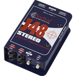 Radial ラジアル ステレオDIボックス J48 Stereo 国内正規輸入品|sazanamisp