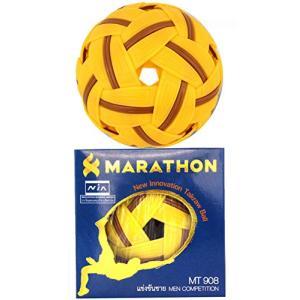 セパタクローボール Marathon社製 MT. 908 男子用 競技用 即日発送