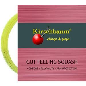 Kirschbaum(キルシュバウム) スカッシュストリング ガットフィーリング スカッシュ(Gut Feeling Squash) GF1