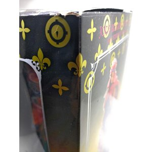 スタチューレジェンド 「ジョジョの奇妙な冒険」 第3部 23.DIO <原型・彩色監修/荒木飛呂彦> (再生産) 約17cm P|sazanamisp