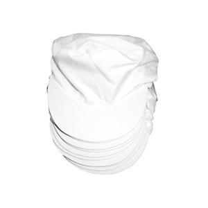 丸喜明商店衛生 帽子 異物 混入 防止 白 清潔 作業 帽 キッチン 帽 キャップ メッシュ (10枚) sazanamisp