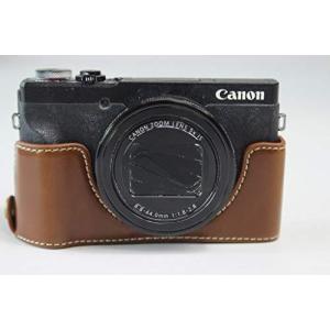 Canon キヤノン PEN G5 X Mark II 2 一眼 カメラケース カメラカバー カメラバッグ カメラホルダー、KOOWLハンド|sazanamisp