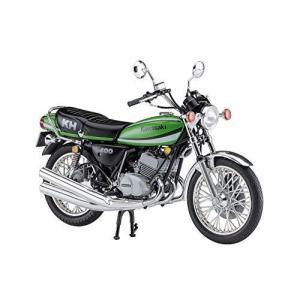 ハセガワ 1/12 バイクシリーズ カワサキ KH400-A7 プラモデル BK6|sazanamisp