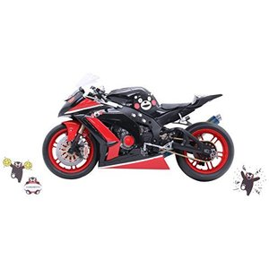 フジミ模型 くまモンのシリーズ No.13 レーシングバイク くまモンバージョン プラモデル くまモン13|sazanamisp