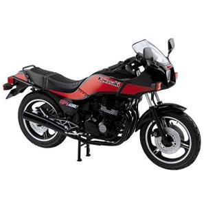 青島文化教材社 1/12 バイクシリーズ No.36 カワサキ GPz400F プラモデル|sazanamisp