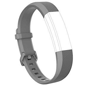Vancle バンド for Fitbit Alta HR/Fitbit Alta 交換バンド ベルト 快適な穴留め式バンド for Fit sazanamisp