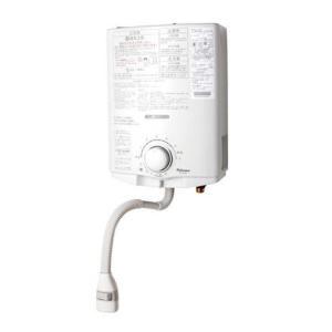 【パロマ 小型湯沸器 元止式 PH−5BV 出湯量5号】  ◆寸法:高さ396×幅288×奥行141...