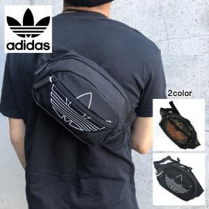 アディダス オリジナルス バッグ ポーチ ショルダーバッグ ボディバッグ ウエストポーチ ウェストバッグ ヒップバッグ ロゴ ADIDAS|sb02