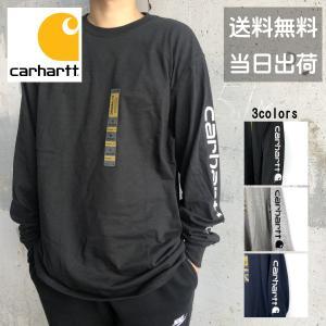 カーハート ロンT Tシャツ 長袖 カットソー CARHARTT K231 メンズ レディース ユニセックス|sb02