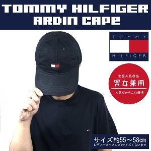トミーヒルフィガー キャップ 帽子 メンズ レディース コットン 男女兼用 ユニセックス TOMMY ARDIN CAP|sb02