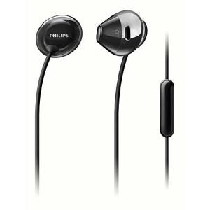 Philips SHE4205BK Flite In-Earヘッドフォン(マイク付) SHE4205...