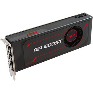 MSI Radeon RX Vega 56 Air Boost 8G OC グラフィックスボード V...