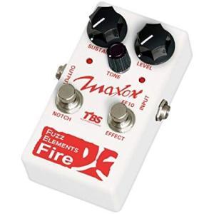Maxon ギターエフェクター Fuzz Element Fire FF10