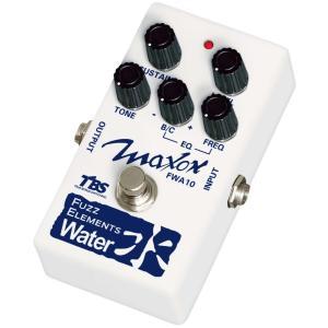 Maxon ギターエフェクター Fuzz Element Water FWA10