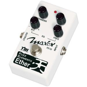Maxon ギターエフェクター Fuzz Element Ether FE10