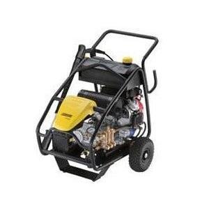 ケルヒャー(KARCHER) エンジンタイプ高圧洗浄機(冷水タイプ) HD13/35PeCage
