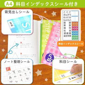 サクラクレパス 学習帳 A4 5mm方眼 N904(10) チェックグリーン 10冊