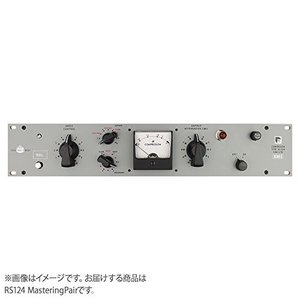 CHANDLER LIMITED RS124 MasteringPair 真空管コンプレッサー/ペア...