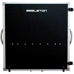 SEELETON SDJT/SMH-1/LPS-002×2 折りたたみ式 DJテーブル 4点セット