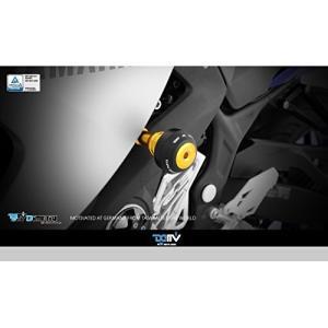 Dimotiv DMV フェアリング プロテクター エンジン ガード(Roll Series Fairing Guard) YAMAHA YZF-R2|sb18shop