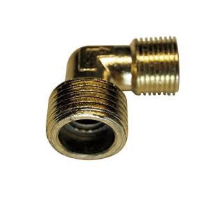 1/2 x 3/8 L字 ジョイント L型 ニップル 継手 L形 エルボー エアーコンプレッサー 補修・修理交換用 部品|sb18shop
