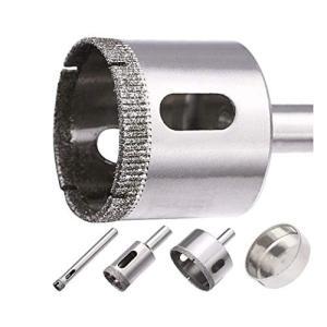 D-drempating コア ドリル 10本 セット ダイヤモンド コアビット 3mm 4mm 5mm 6mm 8mm 10mm 12mm 15mm|sb18shop