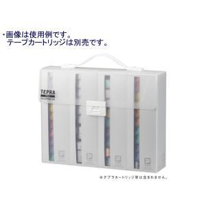 キングジム「SR4TH」テープ用ケース|sbd