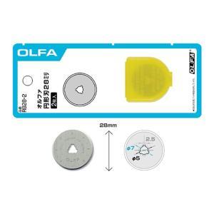 オルファ ロータリカッター 丸刃 RB28-2...の関連商品3