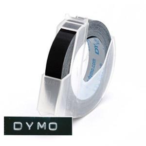 ダイモ グロッシーテープ「DM0903B」9mm黒|sbd